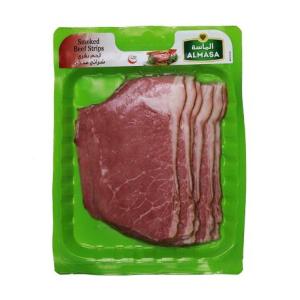 Almasa Smoked Beef Strips 200g