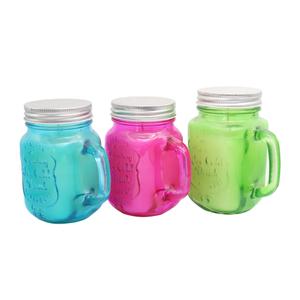 Waxworks Citronella Patio Glass Jar 1pc