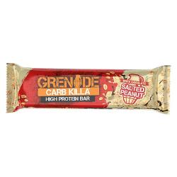 Kiddylicious Grenade Carb Killa Salted Peanuts 360g