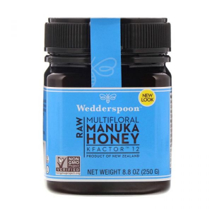Wedderspoon Multifloral Honey 250g