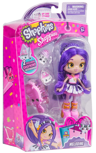 Shopkins Shoppies S3 Assorted Doll 1pc