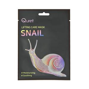 Quret Lifting Care Face Mask Snail 25g