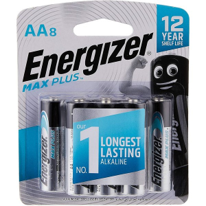 Energizer Maxplus Alkaline AA Battery Ep91Bp8T 1pc