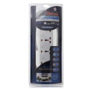 Oshtraco 3Way Uni Extension Socket 4m 1pc