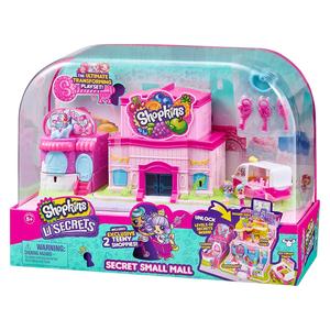Shopkins Small Mall Playset 1set