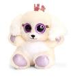 Keel Animotsu Bichon Fris Plush Toys15cm 1pc