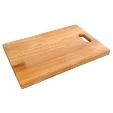 Lock &Lock Rubber Wood Cutting Board Medium 1pc