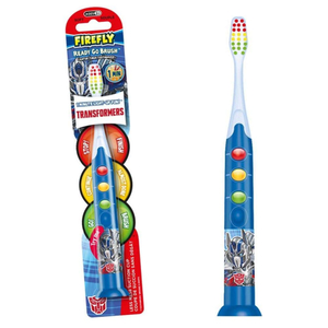 Firefly Transformers Timer Toothbrush 1pc