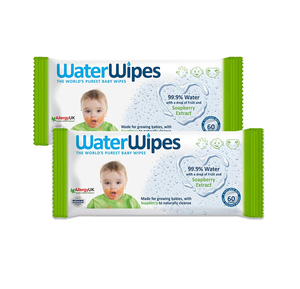 Water Wipes Baby Wipes Soapberry 60s