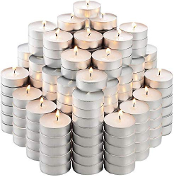 Tea Light Candles 50pcs