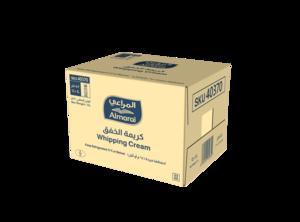 Almarai Whipping Cream 12x1L