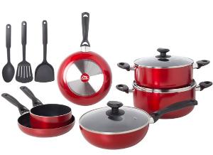 Betty Crocker Cookware Set 9pcs