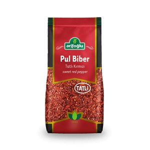 Sweet Pepper Flakes (Tatli Pulbiber) 200g