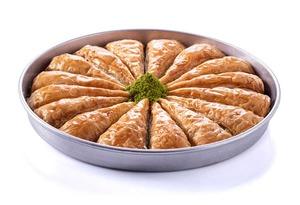 Carrot Sliced Baklava (Havuc Dilimi Baklava) 500g