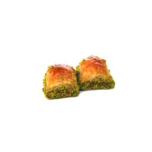 Special Square Pistachio Baklava (Ozel Kare Fistikli Baklava) 500g