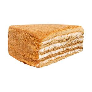 Hive Honey Cake Slice 100g