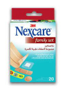 Nexcare Family Pack 12pc