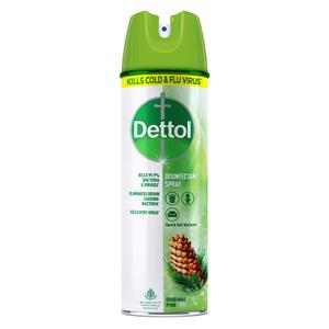 Dettol Spray Mini Citrus 170ml