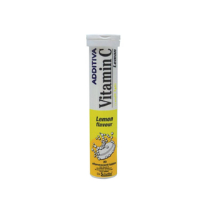 Additiva Vitamin C Lemon 80g