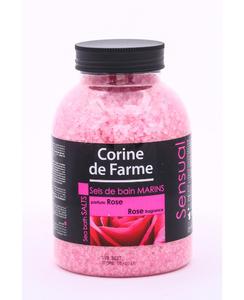 Cdf Bath Sea Salt Rose 1.3kg