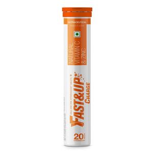 Fast & Up Vitamin C + Zinc 80g
