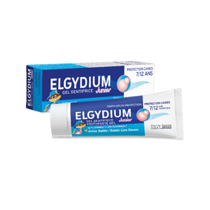 Elgydium Tooth Decay Protection Junior Bubble Gum 50ml