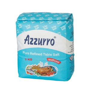 Azzurro Pure Refined Table Salt 1kg