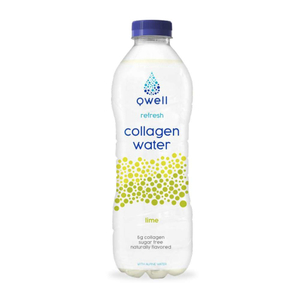 Qwell Collagen Refresh Lime 500ml