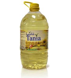 Tania Sunflower Oil 5L