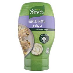 Knorr Mayo Garlic 295ml