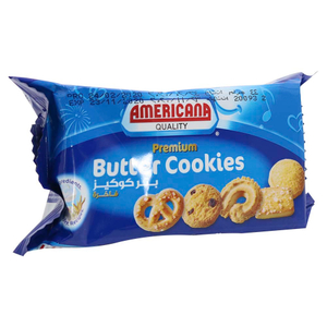 Americana Reeses Peanut Butter Cookies 100g