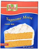 Safa Cake Mix Vanilla Zahrat 500g