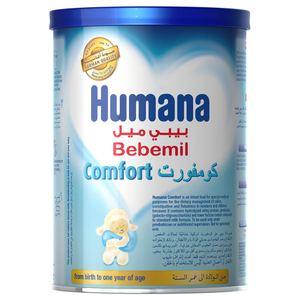 Humana Bebemil Comfort Milk Formula 350g