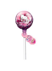 Hello Kitty Mega Lollipops 135g