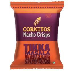 Cornitos Nacho Crisps Tikka Masala 55g