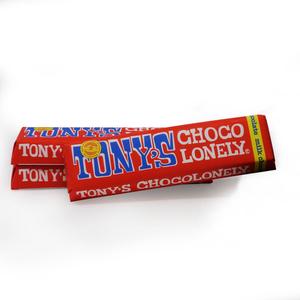 Tony Chocolonley Milk Chocolate 50g