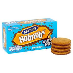 Mcvities Gluten Free Chocolate Hobnobs 150g