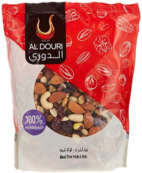 Al Douri Mixed Dried Fruits & Nuts 400g