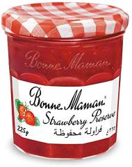 Bonne Maman Strawberry Jam 225g