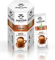 Just Chill Karak Tea Chai Instant 3 In 1 26g