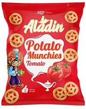 Aladin Potato Chips Tomato 20x15g