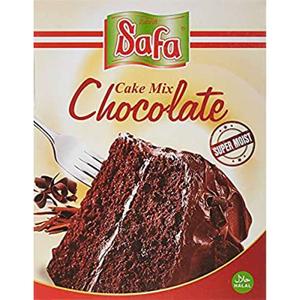 Safa Chocolate Cake Mix 500g