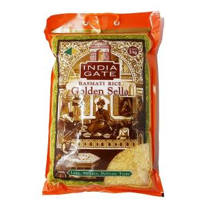 India Gate Golden Sella Basmati Rice 20kg