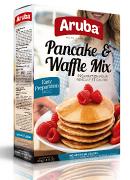 Aruba Pancake And Waffle Mix 400g