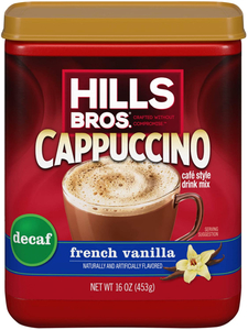 Cappuccino Decaffinatted 16oz