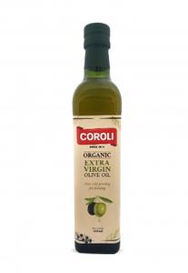 Coroli Organic Extra Virgin Olive Oil 12s