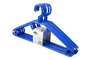 Rozenbal Plastic Hangers 10s