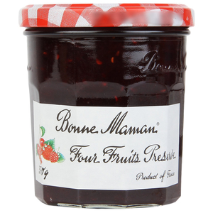 Bonne Maman Four Fruits Jam 1pack