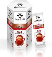 Just Chill Karak Tea Zafran Instant 3 In 1 1pc