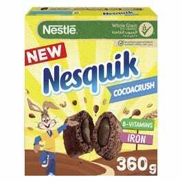 Nestle Nesquik Chocolate Crush Cereal 360g